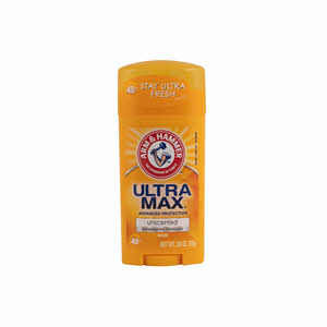 Arm&Hammer U-Max Deo Stick Unscented 73gm