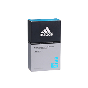 Adidas After Shave Ice Dive Cologne  100ml