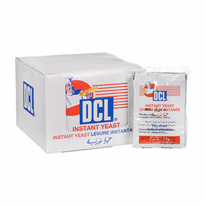 Dcl Instant Yeast Sachest 4 X 11Gm