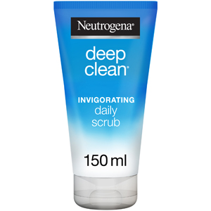 Neutrogena Deep Clean Invigorating Scrub 150ml