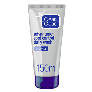 Clean & Clear Adventegae Spot Control Daily Wash 150ml