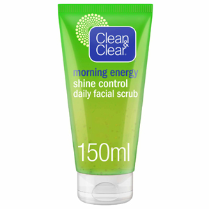 Clean & Clear Shine Control Daily Facial Scrub 150ml