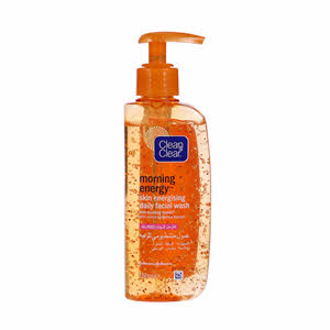 Clean & Clear Skin Energy Daily Face Wash 150Ml