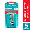 Compeed Sports Heel Ex Blister Plasters 5 Bandages
