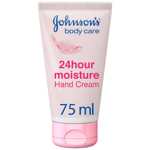 Johnson & Johnson 24Hours Moisture Hand Cream 75ml