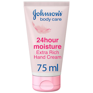 Johnson & Johnson Moisture Extra Rich Hand Cream 75ml
