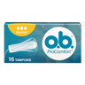 OB Tampons ProComfort Normal Pack of 16 tampons