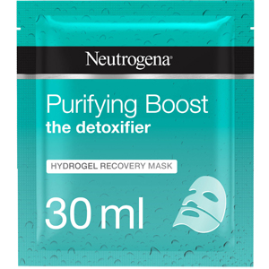 Neutrogena Purifying Boost Hydrogel Mask 30ml