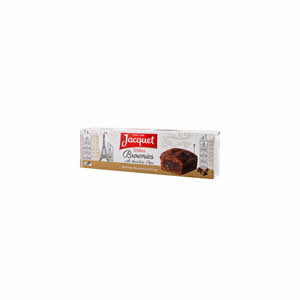Jacquet Brossard Mini Brownie Chocolate Chips 150m
