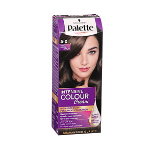 Palette Intensive Hair Color Cream Light Brown 5-0