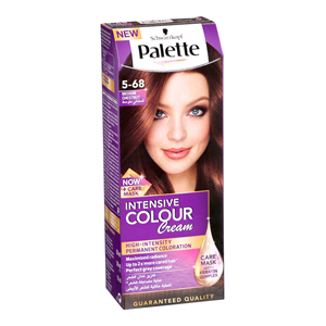 Palette Intensive Hair Color Cream Medium Chestnut 5-68