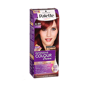 Palette Intensive Hair Color Cream Glowing Chestnut 6-88
