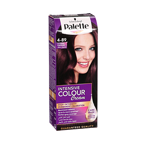 Palette Intensive Hair Color Cream Intensive Aubergine