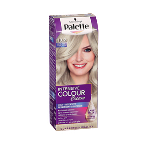 Palette Intensive Hair Color Cream Ash Blonde 10-2