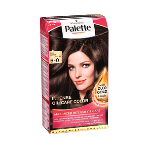 Palette Deluxe Hair Color Oil Dark Blonde 6-0