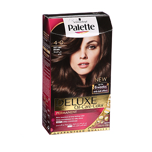 Palette Intensive Hair Oil Care Color Soft Mid Brown 4-0