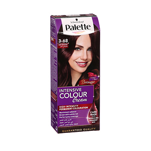 Palette Intensive Hair Color Cream Dark Mahogany 3-68