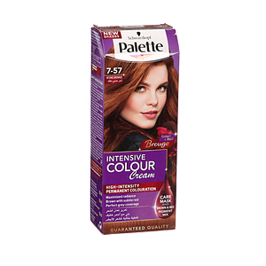Palette Intensive Hair Color Cream Intense Brownze 7-57