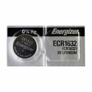 Energizer Lithium Battery CR1632