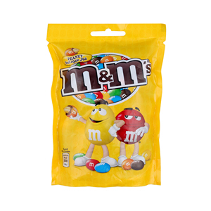 m&m's Peanut Canister 180gm