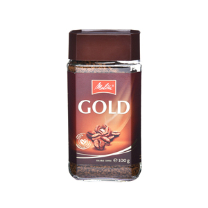 Melitta Instant Coffee Gold 100gm