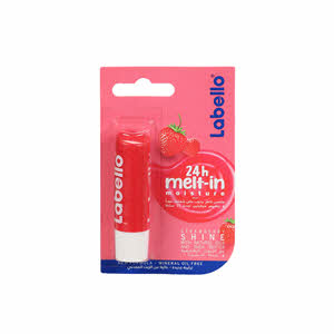 Labello Fruit Strawberry Balm 4.8Gm