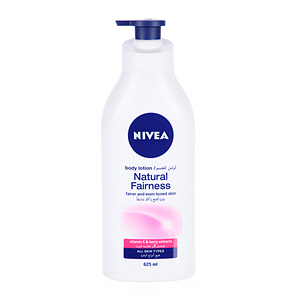 Nivea Body Lotion Fairness 625ml