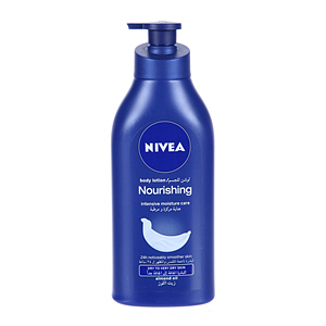 Nivea Body Rich Caring Lotion Extra Dry 625ml