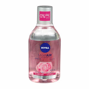 Nivea Micellar Water MicellAIR Micellar Rose Water 400ml