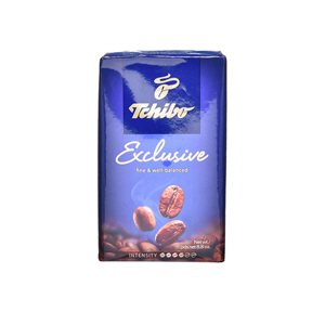 Tchibo Coffee Exclusive Ground 500gm