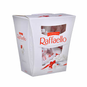 Ferrero Rocher Raffaello White Chocolate 230gm