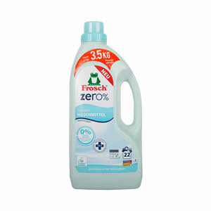 Frosch Zero Detergent Liquid Sensitive 1.5Ltr