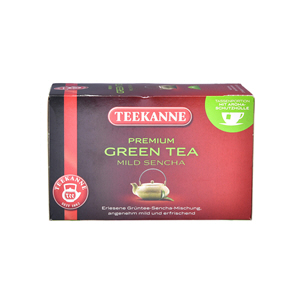 Teekanne Green Tea 1.75gmx20'S
