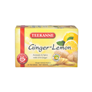 Teekanne Tea Bag Ginger Lemon 1.75gm