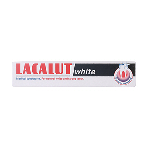 Lacalut White Medical Toothpaste 75ml