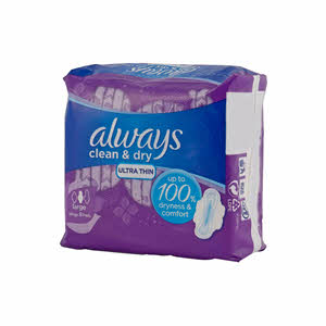 Always Ultra Normal Fresh 8Pads