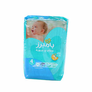 Pampers Baby Dry Size.4 Carry Pack 16'S