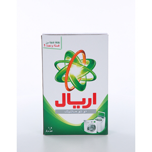 Ariel Detergent Concentrated Green Automatic 1.5Kg