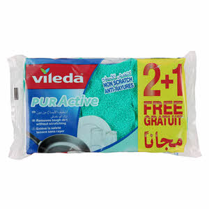 Vileda Puractive Flexible 2PCS