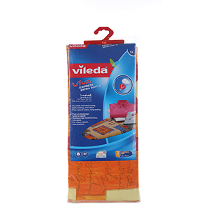 Vileda Ironing Board Cover Extra Soft 125X4Cm