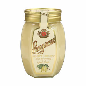 Langnese White Honey Mild & Creamy 500gm
