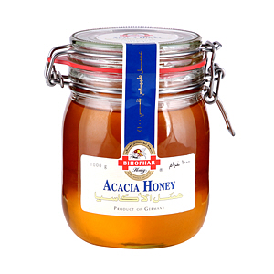 Langnese Biopher Acacia Honey 1Kg