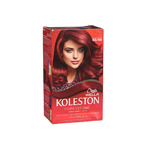 Wella Koleston Hair Color Cream Cherry Red 66/46