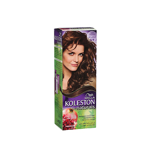 Wella Koleston Haircolor Cream Dark Chestnut 3/4