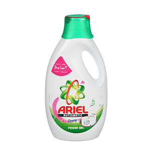 Ariel Detergent Liquid Automatic with Downy 2Ltr