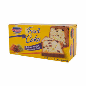Kuchen Meister Fruit Cake 400gm