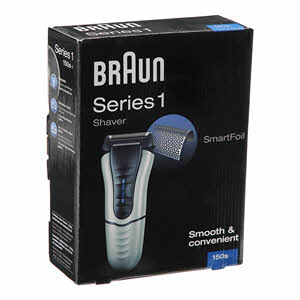Braun Rechargeable Cord Shaver