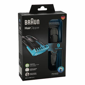 Braun Hair Clipper Hc 5010