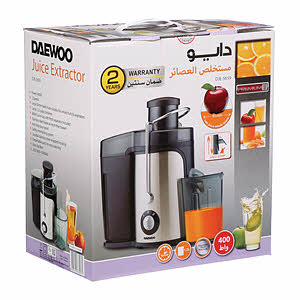 Daewoo Juice Extractor 400W