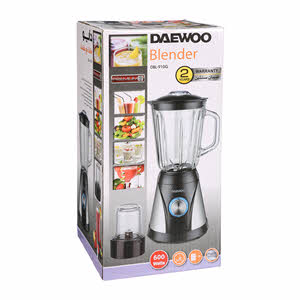Daewoo blender with grinder 600W